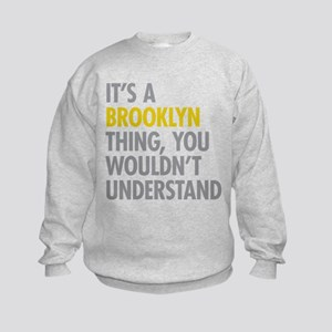 Brooklyn Thing Kids Sweatshirt