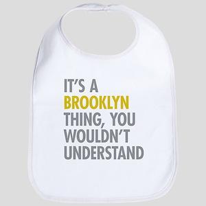 Brooklyn Thing Bib