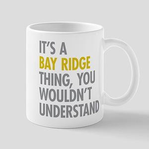 Bay Ridge Thing Mug