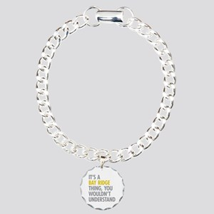 Bay Ridge Thing Charm Bracelet, One Charm