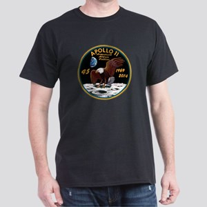 Apollo 11 45th Anniversary Dark T-Shirt