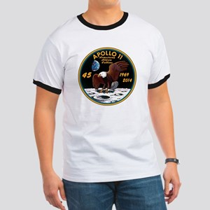 Apollo 11 45th Anniversary Ringer T