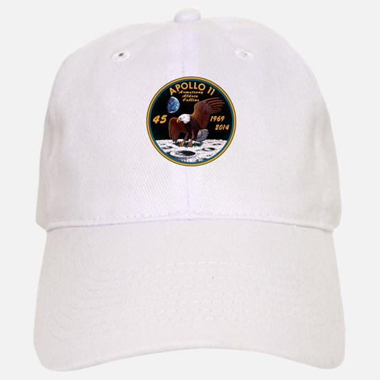 Apollo 11 45th Anniversary Baseball Baseball Cap