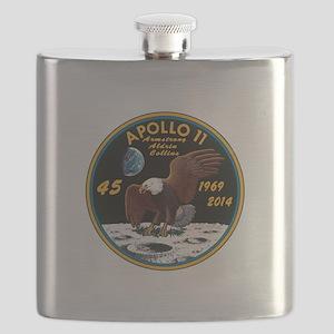 Apollo 11 45th Anniversary Flask