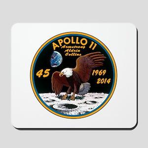 Apollo 11 45th Anniversary Mousepad