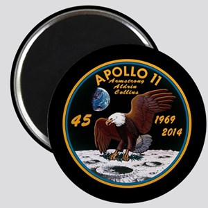 Apollo 11 45th Anniversary Magnet Magnets