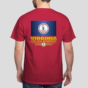Virginia Flag (v15) T-Shirt