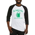 St. Pattys Day Baseball Jersey