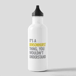 Bensonhurst Thing Stainless Water Bottle 1.0L