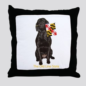 maryland Throw Pillow