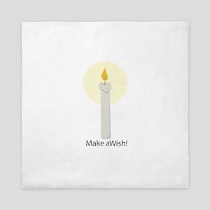 Make A Wish! Queen Duvet