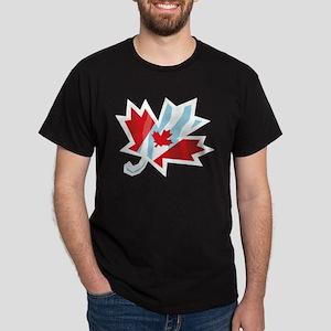 Stylish Canada Dark T-Shirt