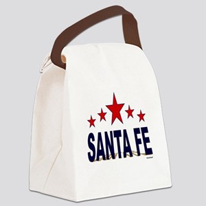 Santa Fe Canvas Lunch Bag