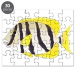 Convict Surgeonfish Puzzle