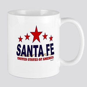 Santa Fe U.S.A. Mug
