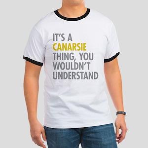 Canarsie Thing Ringer T