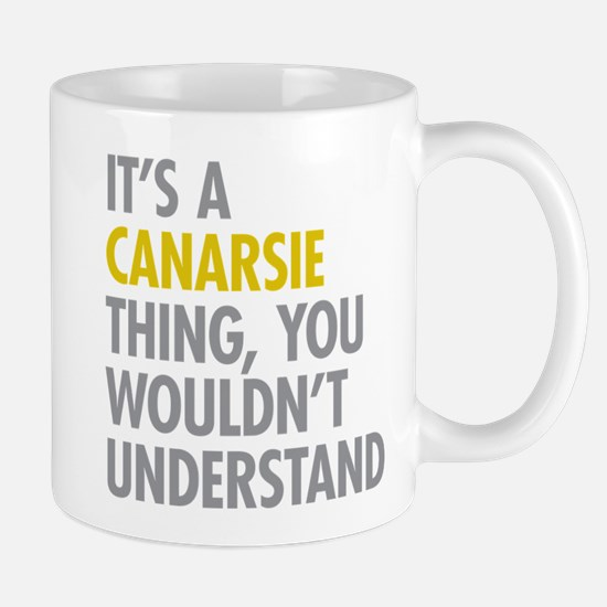 Canarsie Thing Mug
