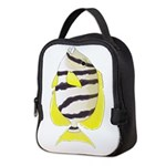 Convict Surgeonfish C Neoprene Lunch Bag