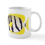 Convict Surgeonfish C Mugs
