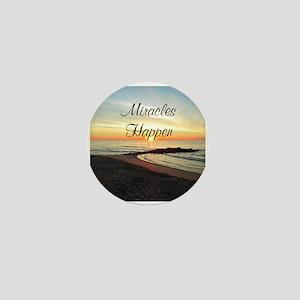 MIRACLES HAPPEN Mini Button