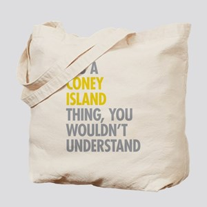 Coney Island Thing Tote Bag