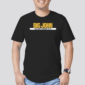 Big John CV 67 Men's Fitted T-Shirt (dark)