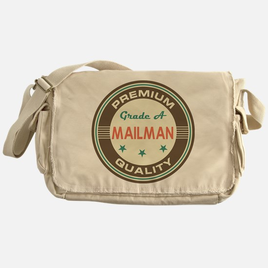 Mailman Vintage Messenger Bag