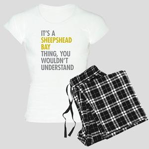 Sheepshead Bay Thing Women's Light Pajamas