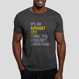 Alphabet City Thing Dark T-Shirt