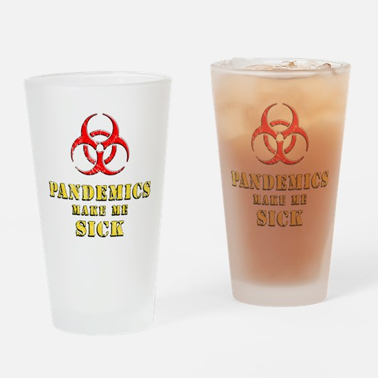 Pandemics... Drinking Glass