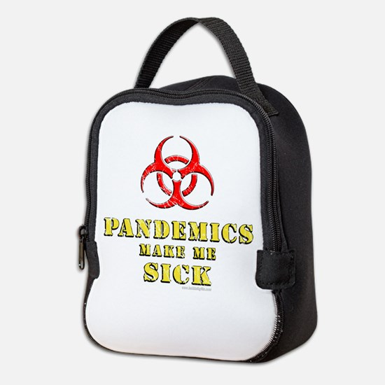 Pandemics... Neoprene Lunch Bag