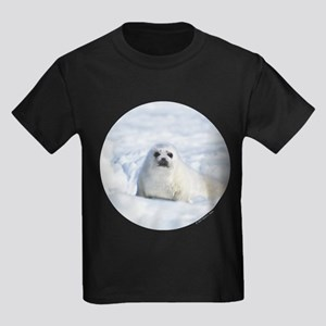 Harp Seal Kids Dark T-Shirt