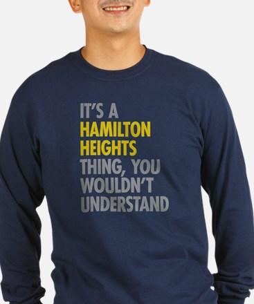 Hamilton Heights Thing T