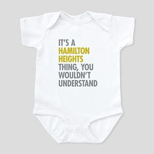 Hamilton Heights Thing Infant Bodysuit