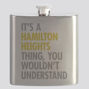 Hamilton Heights Thing Flask