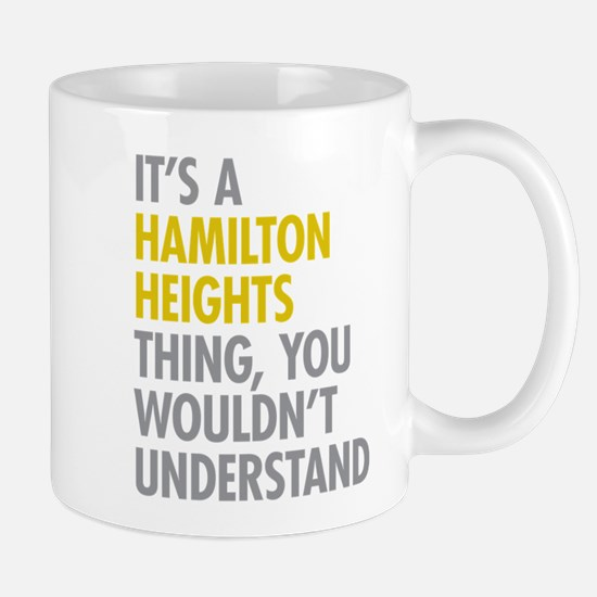 Hamilton Heights Thing Mug