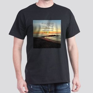 SERENITY PRAYER Dark T-Shirt