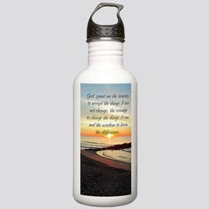 SERENITY PRAYER Stainless Water Bottle 1.0L