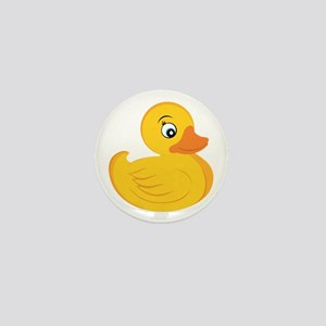Rubber Ducky Mini Button