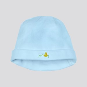 Just Ducky baby hat