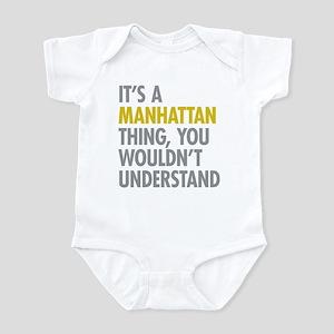 Manhattan Thing Infant Bodysuit