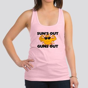 7cf7a9ef91005 Sun Gym Women s Racerback Tank Tops - CafePress