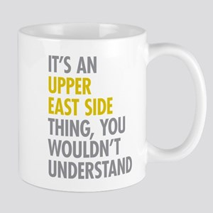 Upper East Side Thing Mug