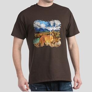River Cougar Dark T-Shirt