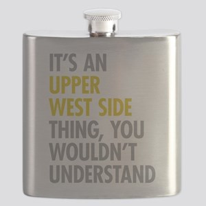 Upper West Side Thing Flask