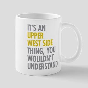 Upper West Side Thing Mug