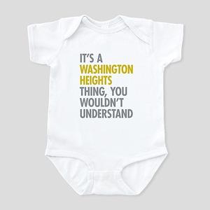 Washington Heights Thing Infant Bodysuit