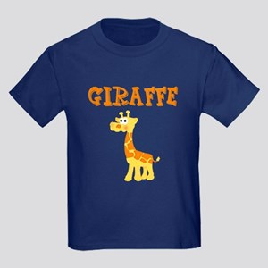 Giraffe Kids Dark T-Shirt