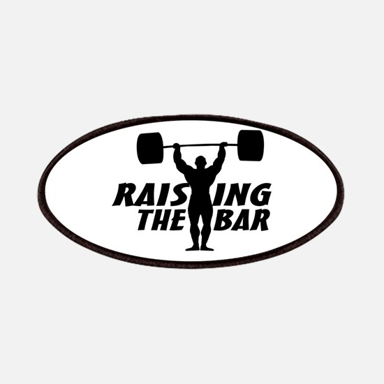 Raising The Bar Patches