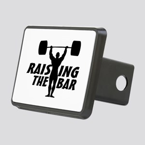Raising The Bar Rectangular Hitch Cover
